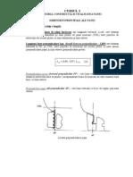 CURS 3 - Dimensiuni Principale Si Coeficienti de Finete
