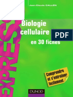 125373201 Biologie Cellulaire en 30 Fiches La Radiologie Pour Tous PDF