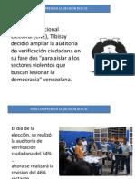 Guia Para Comprender La Auditoria de Las Elecciones Del 14a en Venezuela