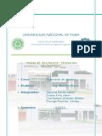 Metodo de infiltrometro informe riegos i.doc