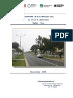 Informe de Auditoria de Seguridad Vial-Av.colonial