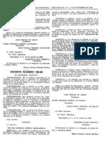 Ley de Autopsia Médica Oblig. (Decreto 182-84)