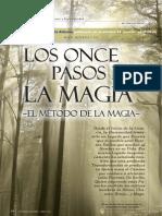 Los 11 Pasos de La Magia
