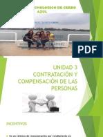 Unidad 3 Contratacion y Compensacion de Las Personas