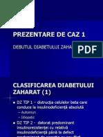 Prezentare de Caz 1