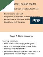 7. Open Economy(1)