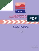 AZ Field13 StudyGuide Expanded