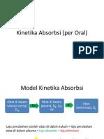 07 Kinetika Absorbsi (Oral)