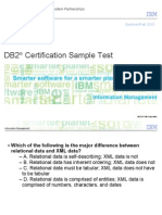 3.4 Accra DB2 Certification Sample