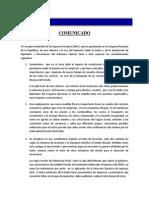 Comunicado Sobre Articulo 22 Ley Isr Abril 2011