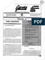 Decreto No  71-2013 - Amnistía Tributaria - diciembre 2012
