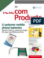 Telecom Products NTF