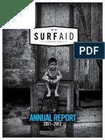 SURFAID_AnnualReport_2011-12