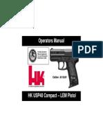 Hk Usp40C