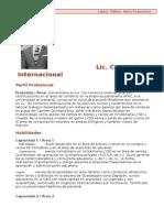 Curriculum Vitae Modelo1b Fransico2
