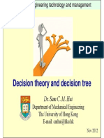 Mech3010 1213 Decision Theory