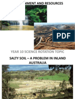 Environment and Resources 2013