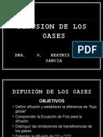 Difusion de Los Gases