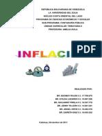 La Inflacion (1)Trabajo de Tributaria II