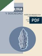 Arqueología y Sociead Nro 01
