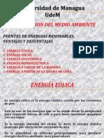 2013 Fuentes Renovables de Energia