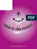 Codigo de Amor Universal Tomo II