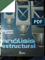 Analisis Estructural , Gonzales Cuevas