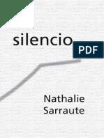 Sarraute, Nathalie - El Silencio [PDF]