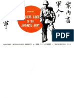 1944 Soldiers Guide to the Japanese Army