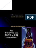 Are Science and Faith Compatible