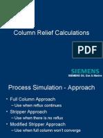 Column Relief (Shell)