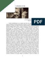 GILLES DELEUZE - La Literatura y La Vida