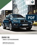 Catalogo BMW X6 2013