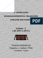 A Legislacao Radioamadoristica Atraves Dos Tempos(Vol. 02) 01-03-2013