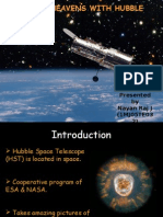 presentation on Hubble Space Telescope