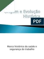 Origem e Evolução Histórica