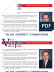 John Vespa for Judge Illinois Tenth Judicial Circuit Campaign announcement