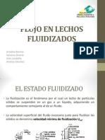EXPOSICIÓN FLUJO EN LECHOS FLUIDIZADOS
