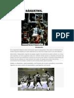 basquetbol  tarea