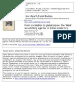 Chakrabarty Civilizacion a Globalizacion