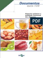 Aspectos Quimicos e Qualidade Nutricional Dos Alimentos