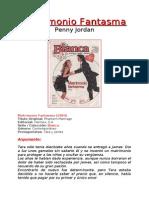 Jordan Penny - Matrimonio Fantasma