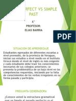 PAST PERFECT VS SIMPLE PAST (1).pptx