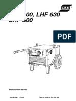 esab LHF630