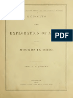 Andrews_Reports on the Exploration of a Cave and of Mounds in Ohio (1877)