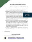 A la candidata a la Presidencia de la República de Chile