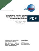 Integration DSM RE EE Vol 1