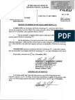 McNabb Motion to Dismiss
