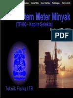 Sistem Meter Minyak Bumi