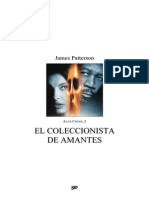 Besos Que Matan (Alex Cross 2)-James Patterson